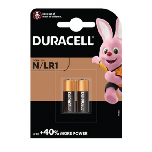 Duracell MN9100/N2 remote 1.5 volt battery 2 Pack