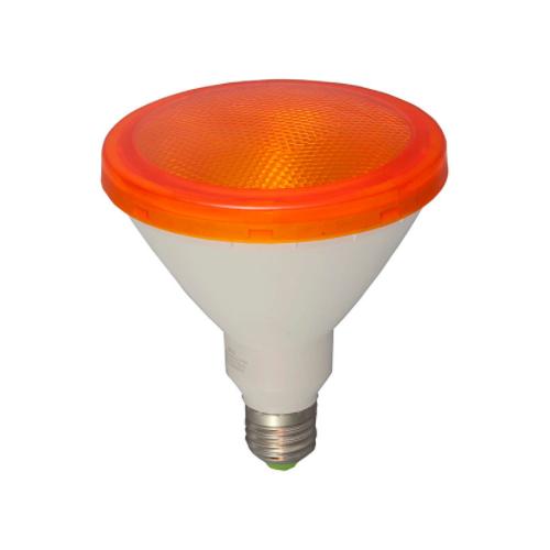 BELL 05654 15watt 240volt LED PAR38 ES 1300 Lumen YELLOW Exterior Lamp