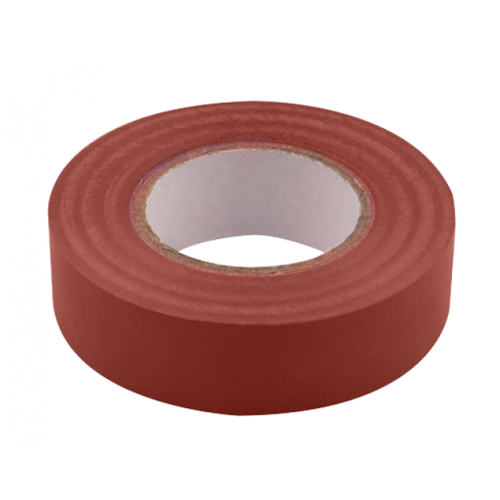 Unicrimp 1933BR 19mm x 33 Metre Brown Insulation Tape BS3924