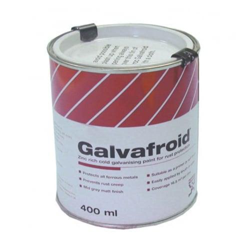 Norslo GP400 Galvafroid Paint 400ml tin zinc rich