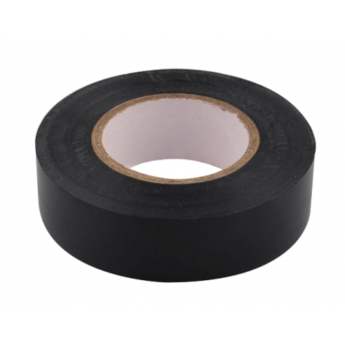 Unicrimp 1933B 19mm x 33 Metre Black Insulation Tape BS3924