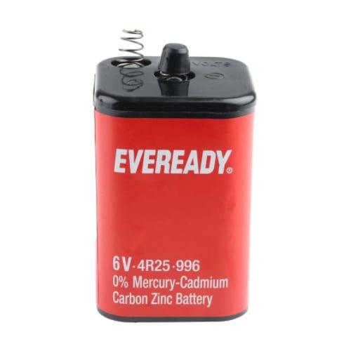 GP908E 6 volt 4R25 lantern alkaline battery
