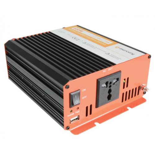 AVSL 652.004UK 12Vdc-230Vac 600w Soft Start Inverter