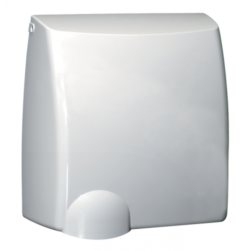 Anda 424079 Model 1500 1.75kw ABS White Automatic Hand Dryer