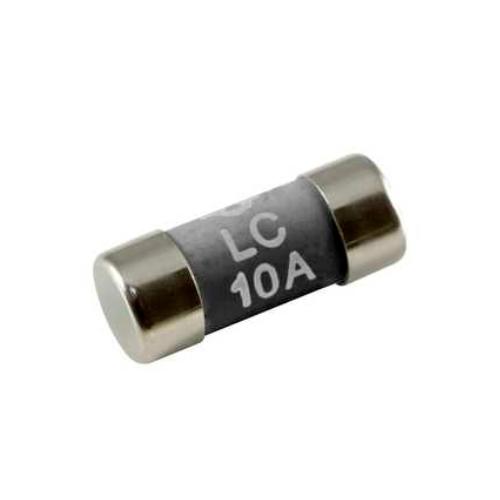 Lawson LC10 10 Amp BS88 Consumer Unit Fuse Link Black