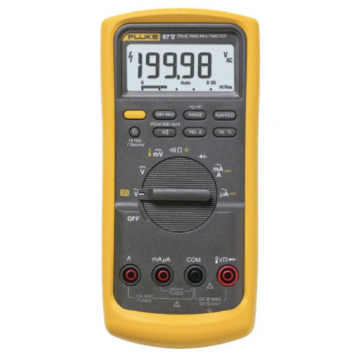 Fluke 87V 1000v AC/DC True RMS Digital Multimeter