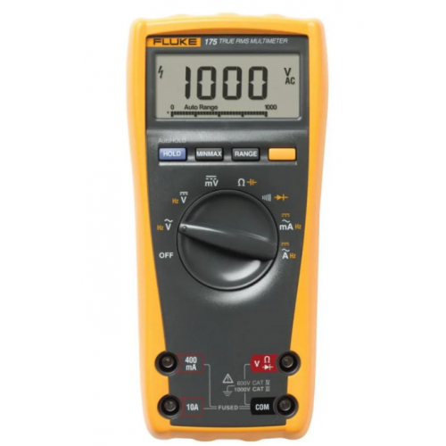 Fluke 175 1000v AC/DC True RMS Digital Multimeter