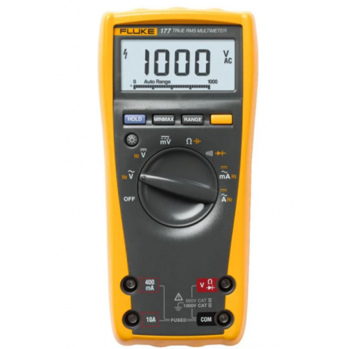 Fluke 177 1000v AC/DC True RMS Digital Multimeter
