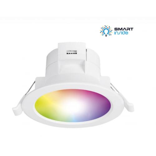 Aurora AU-A1BTD10CW 10w RGB/CCT Connect Control Bluetooth Downlight