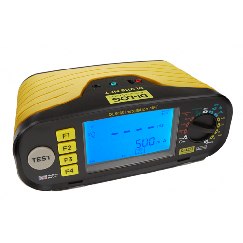 Dilog DL9118 18th Edition Multifunction tester